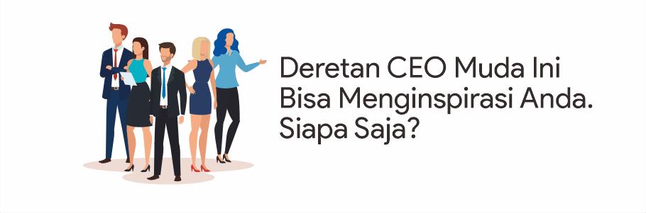 ceo muda indonesia