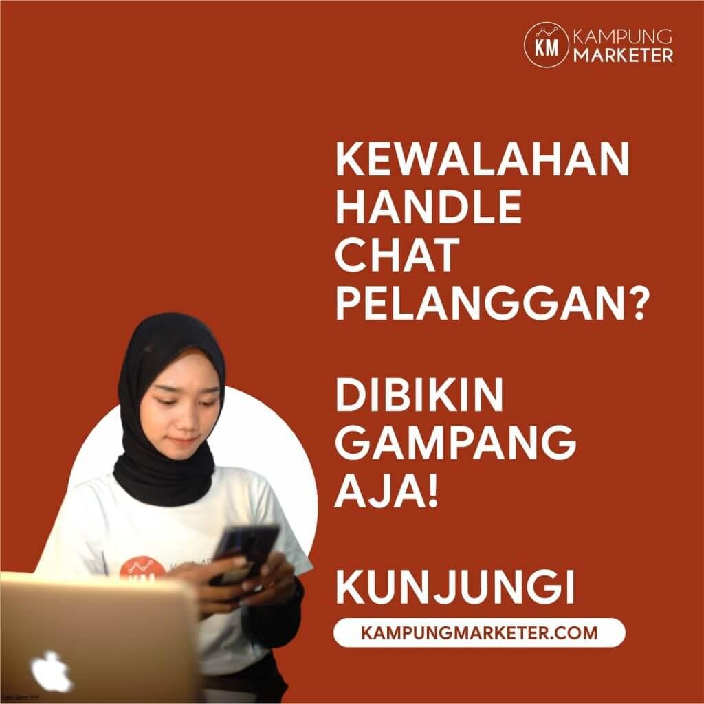 chat pelanggan