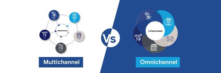 perbedaan omni channel dan multi channel marketing