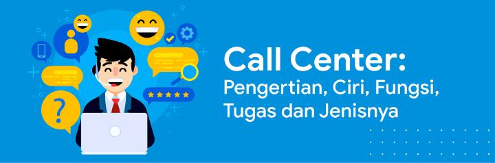 pengertian call center